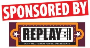 Sponsored by Replay Music Gear